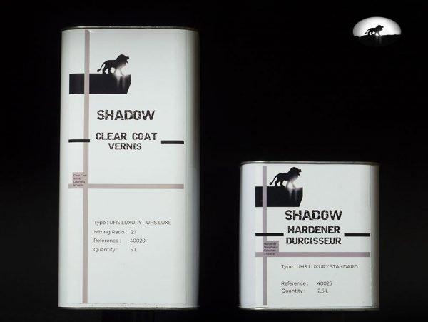 Vernis - UHS - Luxe + Durcisseur standard - shadow-distribution.com